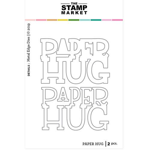 The Stamp Market - Dies - Paper Hugs