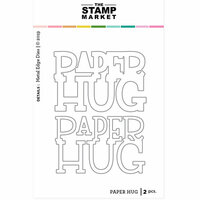 The Stamp Market - Dies - Paper Hugs
