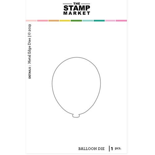 The Stamp Market - Dies - Balloon