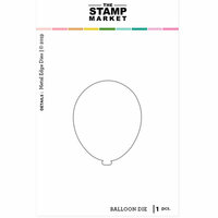 The Stamp Market - Dies - Balloon