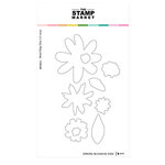 The Stamp Market - Dies - Spring Blossom