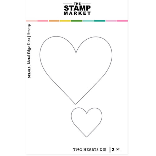 The Stamp Market - Dies - Two Heart
