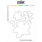 The Stamp Market - Dies - Botanical