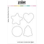 The Stamp Market - Dies - Love & Cookies