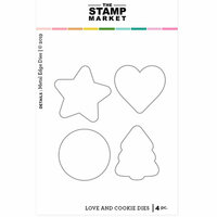 The Stamp Market - Dies - Love & Cookies