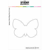 The Stamp Market - Dies - Papillon