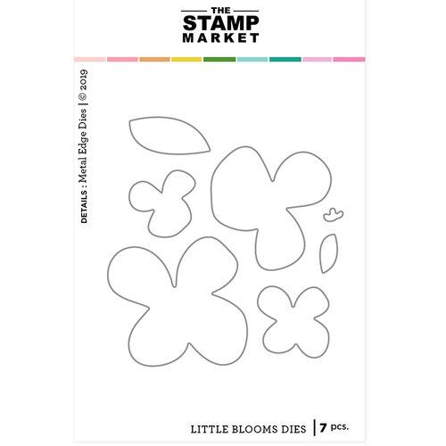The Stamp Market - Dies - Little Blooms