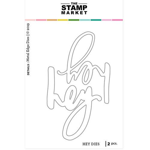 The Stamp Market - Dies - Hey