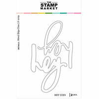The Stamp Market - Dies - Hey