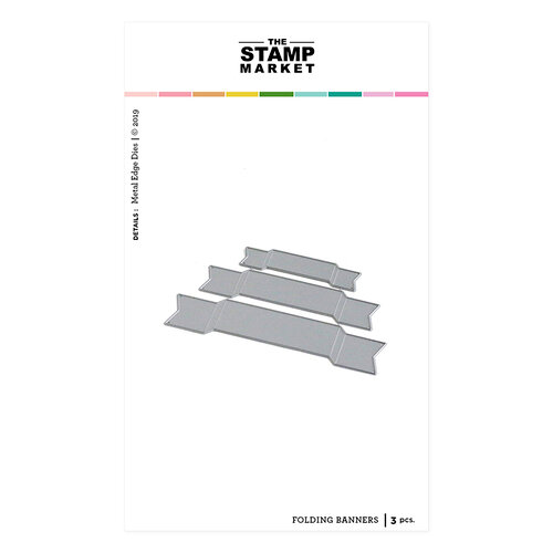 The Stamp Market - Dies - Folding Banners