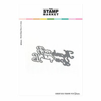 The Stamp Market - Dies - Great Big Thank You