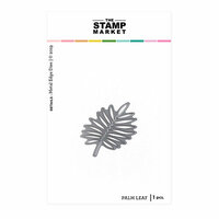 The Stamp Market - Dies - Palm Leaf