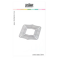 The Stamp Market - Dies - Lovely Labels