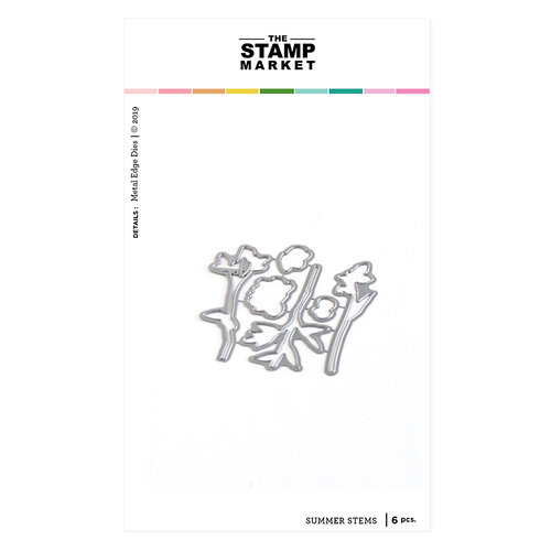 The Stamp Market - Dies - Summer Stems