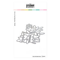 The Stamp Market - Dies - Big Botanicals
