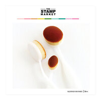 The Stamp Market - Ink Blending Brushes - 3 Pack