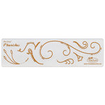 Timeless Touches - Fiber Friend - Paper Piercing Template - Flourishes