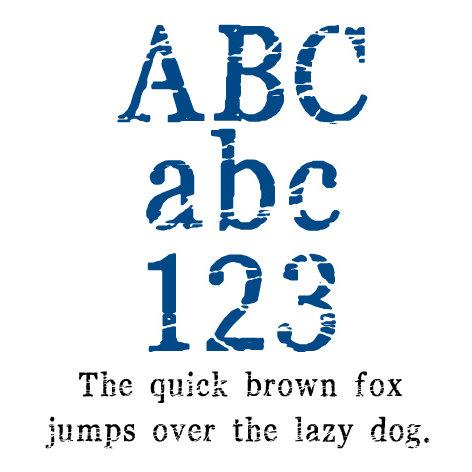 Fonts - Lettering Delights - Abrasive (Windows)