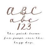 Fonts - Lettering Delights - Longhand (Windows)