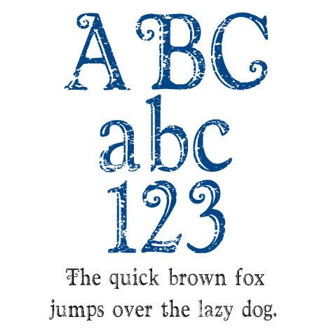 Fonts - Lettering Delights - Santa Font (Windows)