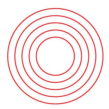 Technique Tuesday - Die Cutting Template - Circles