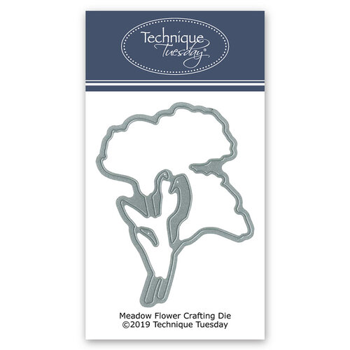 Technique Tuesday - Greenhouse Society Collection - DIY Steel Die - Meadow Flowers