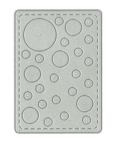 Technique Tuesday - DIY Steel Die - Simply Circles Card