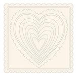 Technique Tuesday - Technique Tiles - FUNdamental Hearts - 12 x 12