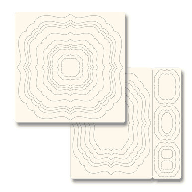 Technique Tuesday - Technique Tiles - Fundamental Swanky Frames