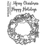 Technique Tuesday - Greenhouse Society Collection - Clear Photopolymer Stamps - Fruits of the Season