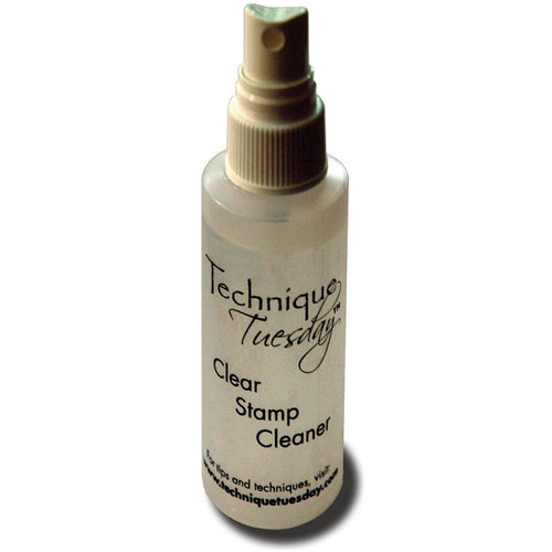 Technique Tuesday Clear Stamp Cleaner - 2 oz.