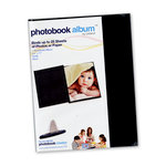 Unibind - Photobook Album - 8.5 x 11 - Black Leather - 3mm