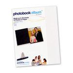 Unibind - Photobook Album - 8.5 x 11 - White Glossy - 5mm