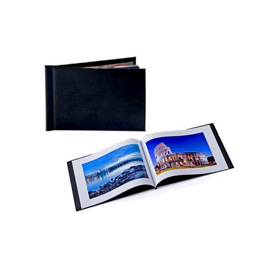 Unibind - Photobook Album - 4 x 6 - Black Linen - 5mm
