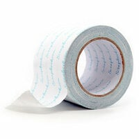 Clear Double Sided Adhesive Roll - 4 Inch x 81 Feet - 1 Roll