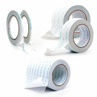 Scrapbook.com - Clear Double Sided Adhesive Rolls - Variety Pack