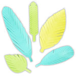 Umbrella Crafts - Decorative Die Set - Feathers