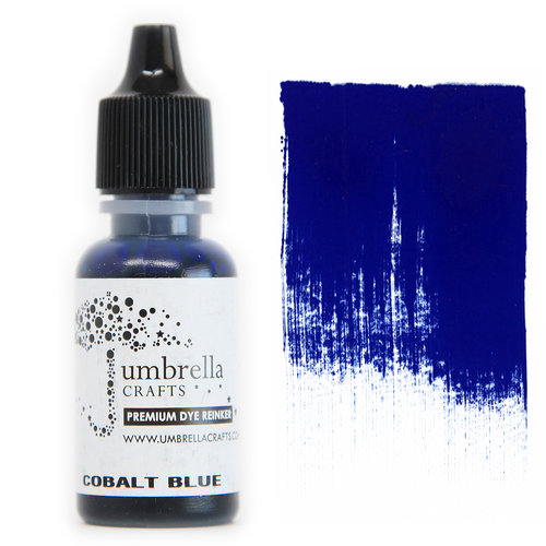 Umbrella Crafts - Premium Dye Reinker - Cobalt Blue