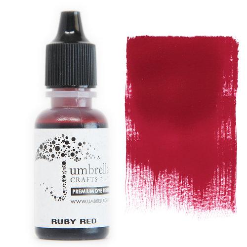 Umbrella Crafts - Premium Dye Reinker - Ruby Red