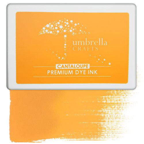 Umbrella Crafts - Premium Dye Ink Pad - Cantaloupe