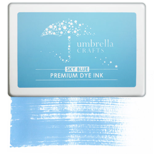 Umbrella Crafts - Premium Dye Ink Pad - Sky Blue