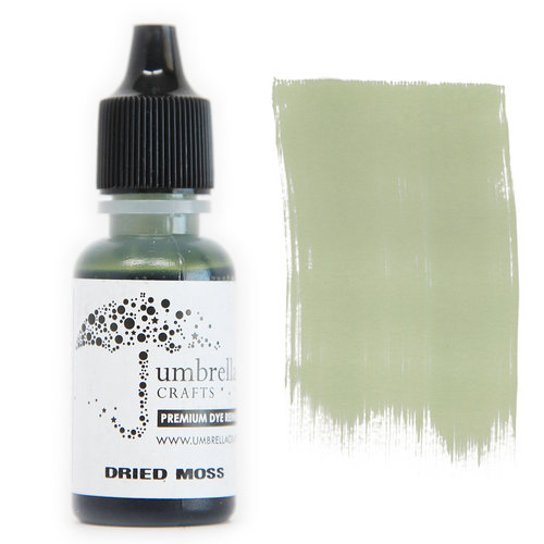 Umbrella Crafts - Premium Dye Reinker - Dried Moss
