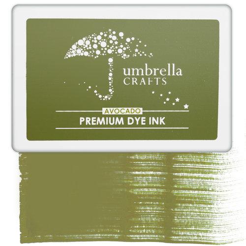 Umbrella Crafts - Premium Dye Ink Pad - Avocado