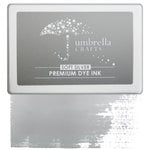 Umbrella Crafts - Premium Dye Ink Pad - Soft Silver