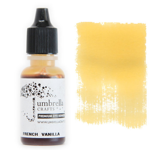 Umbrella Crafts - Premium Dye Reinker - French Vanilla