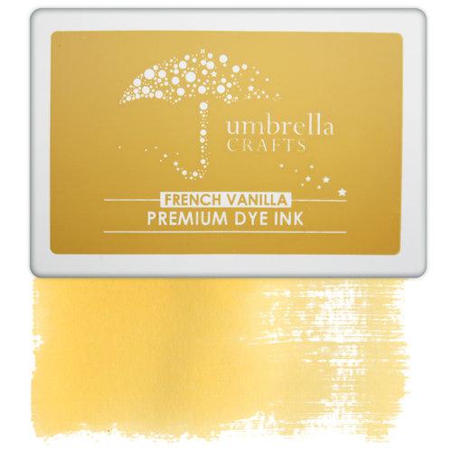 Umbrella Crafts - Premium Dye Ink Pad - French Vanilla