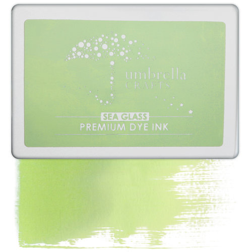 Umbrella Crafts - Premium Dye Ink Pad - Sea Glass
