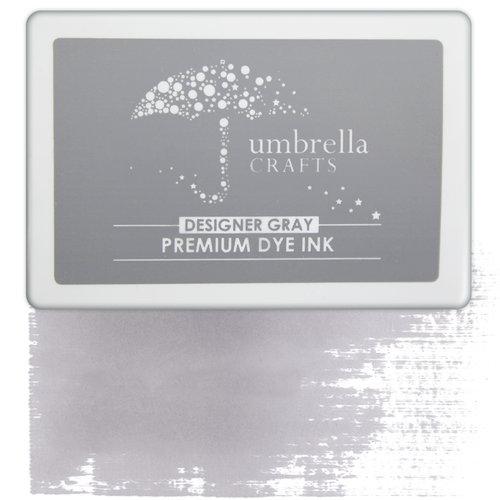 Umbrella Crafts - Premium Dye Ink Pad - Designer Gray