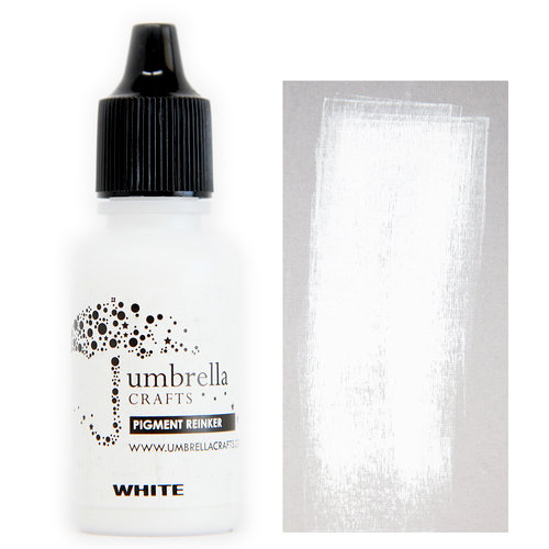 Umbrella Crafts - Premium Pigment Reinker - White