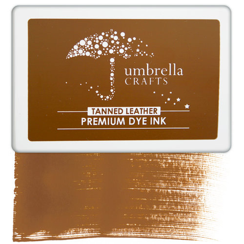 Umbrella Crafts - Premium Dye Ink Pad - Tanned Leather